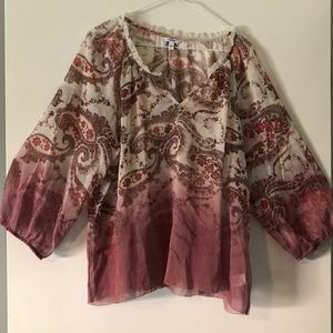 Sonoma ladies blouse